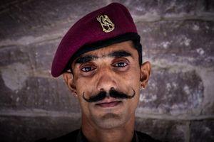 Jodhpur soldier
