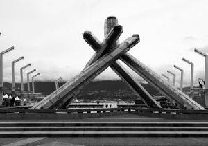 Olympic Cauldron 2, Vancouver