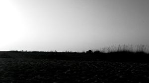Urban Beach Horizon