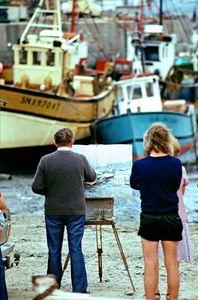 Boat Painter © Jürgen Novotny