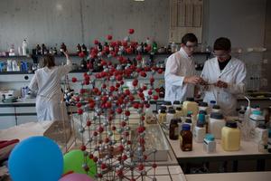 Highschoool chemistry course
