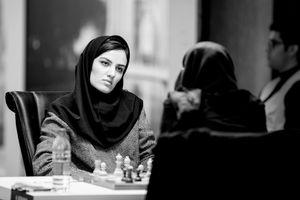 Mitra Hejazipour (Iran)