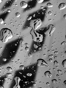Raindrops in the city 2
