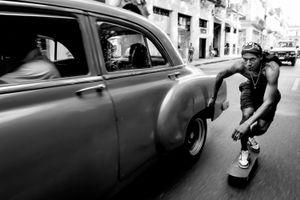 Ishod Wair ,Cuba 2016