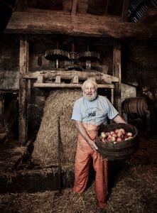 Ron Barter,  Cider Maker