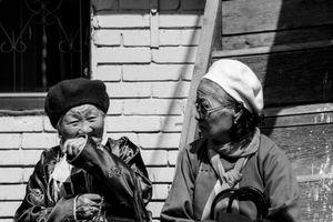 Joy (Mongolia) - Women of Asia through Life