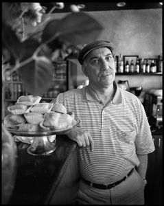 """I was born in Ramallah. In 1948. But I was conceived in Jaffa!""  Joe Eadeh. Deli Owner. Jaffa & Ramallah, Palestine to Burlingame, CA."