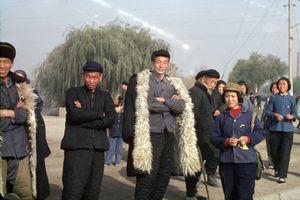 1966. Northeast of Pekin.  © Solange Brand