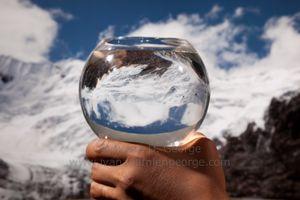Glacial Waters No. 9