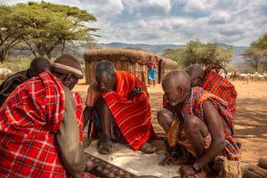 Maasai Mzee