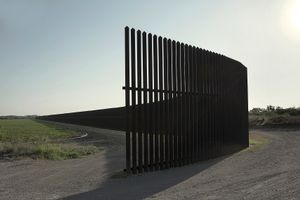 south border #2
