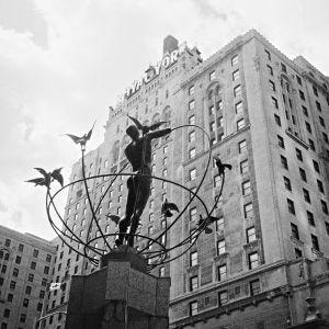 Royal York Hotel, Toronto, 1988