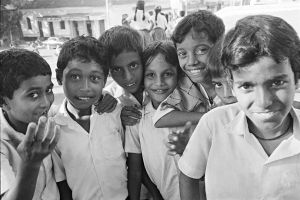 Goa, India, 1990