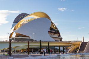 Palau de la Musica, Valencia