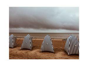 I got stripes. Royan, France.