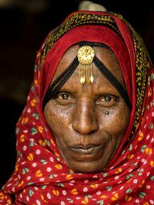 Bilen Tribe Eritrea