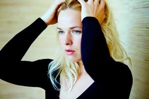 Portrait session with Kerstin John