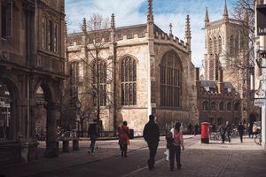 Pictures of Cambridge #7