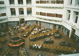 State Library of Victoria (Melborune)