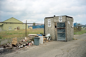 Abandoned Picket Line, 2015