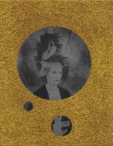 © Zelko Nedic, The Rising Star #1   8x10 Tintype, Hand Coloured