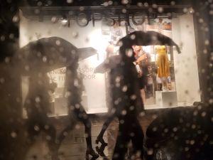 London Summer Rain