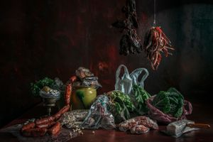 Plastic Heritage #3 Madrilenian Stew