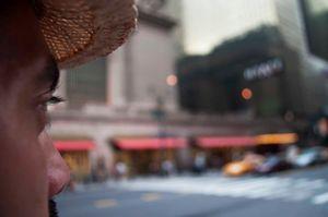Manhattan look