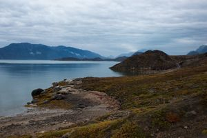 Landscape, Isortoq