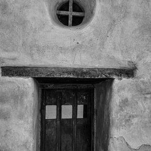 door, window, San Juan Capistrano.