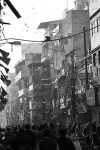 Old Delhi street, New Delhi 2011