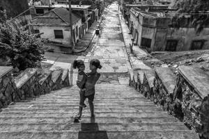 Escalinata de Calle 4, 2011