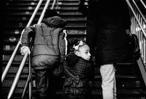 Girl in Subway