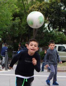 Street football, Italy  10