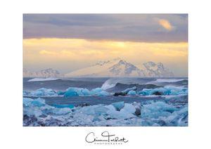 Jokulsarlon ice beach - Iceland 2018