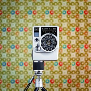 CameraSelfie #22: Dial