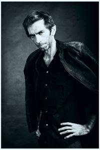 3) leather jacket