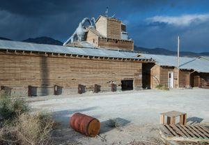 Abandoned Mining Facility, Keeler, CA