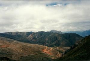 Quebrada del Escoipe. Salta. Argentina