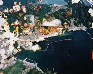 Recovered Satelital Image