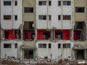 Demolition Site 29 Apartment