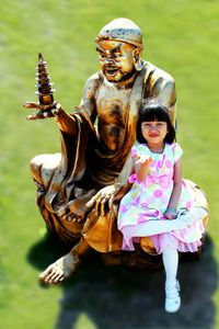 According to the Buddha 9