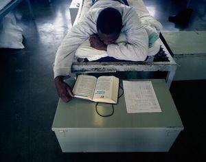 Trustee Prisoner, Angola Prison, Louisiana