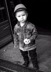 Little Amsterdam Man