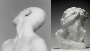 Robert Sherman, 1983 © Robert Mapplethorpe Foundation. Used by permission. Tete de la Luxure, 1907 © Paris, musee Rodin