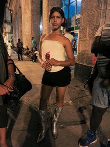 Rapunzel, fifteen years old, Havana © Mariette Allen