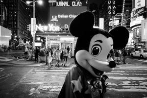 Mickey's Holiday