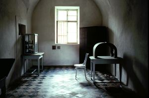 Examination Room, Terezin Concentration Camp, Czechoslovakia, 1995
