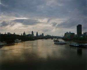 City of London. Showing at Eleven Fine Art. Courtesy of PhotoLondon.