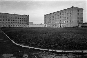 Youth Detention Camp, Kolpino, St-Petersburg, Russia © Klavdij Sluban